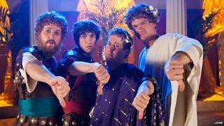 Cast of Horrible Histories
