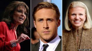 Palin/Gosling/Rometty