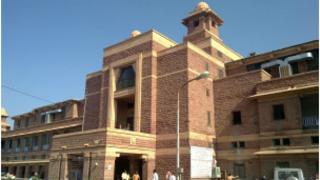 Ummed Hospital in Jodhpur