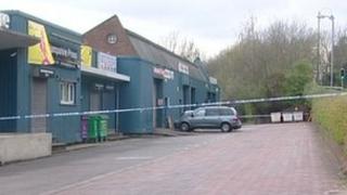 Empress Road Industrial Estate crime scene