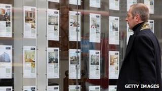 Estate agent, London