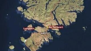 mapa dhe na Hearadh