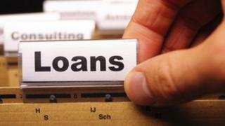Loan file