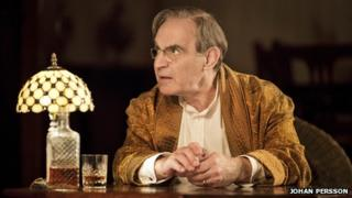 David Suchet in Long Day's Journey into Night (photo: Johan Persson)