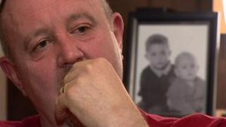 Former firefighter Paul Stephens whose son died in a fire in Atherstone-on-Stour