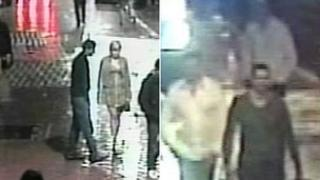 CCTV of witnesses in Sadler Gate