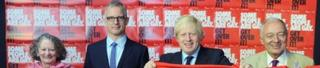 London mayoral candidates: Jenny Jones, Brian Paddick, Boris Johnson, Ken Livingstone