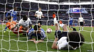 Chelsea's second goal didn't cross the line