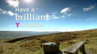 Still from Yorkshire advertising campaign. Copyright: Welcome to Yorkshire