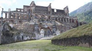 Haiti's Sans-Souci Palace