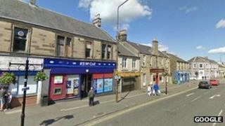 RS McColls in West Main Street, Armadale Pic: Google