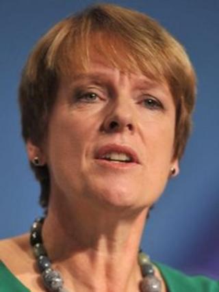Caroline Spelman MP