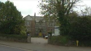 Camborne Grammar School site