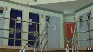 Inside Feltham Young Offenders' Institution