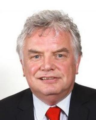 Councillor Tom Beattie