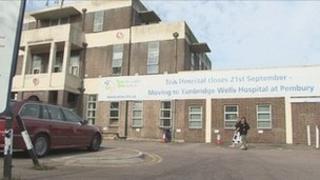Old Kent & Sussex Hospital