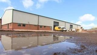 Part of the Black Country Enterprise Zone