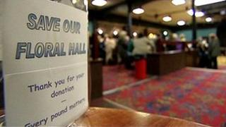Save Our Floral Hall meeting in Hornsea