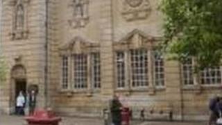 Northampton library on Abingdon Street will open on Sundays