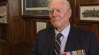 Flight Lieutenant Patrick Dorehill