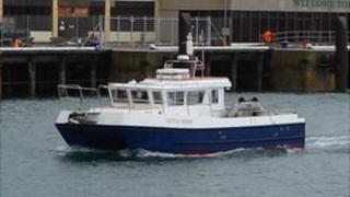 Little Herm boat