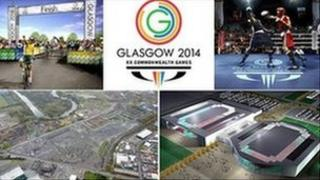 Glasgow 2014 Commonwealth Games montage