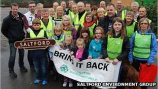 Saltford Environment Group