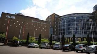 BBC Television Centre in London