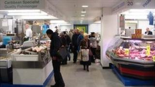 Victoria Centre Market
