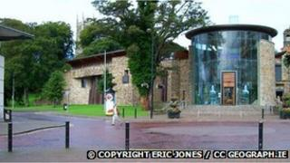 The St Patrick's Centre in Downpatrick is facing funding problems