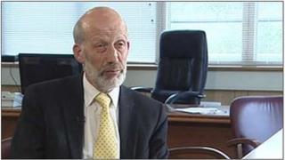 NI Justice Minister David Ford