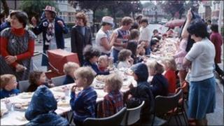 Iubalaidh Airgid na Ban-rìgh ann an 1977