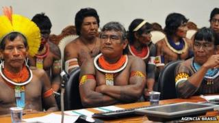 Meeting of indigenous people to discuss strategy ahead of Rio+20