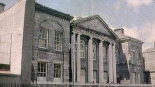 Special Criminal Court in Dublin