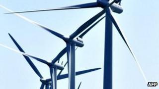 Offhsore turbines