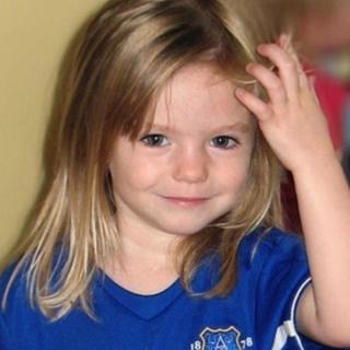 Madeleine aged four