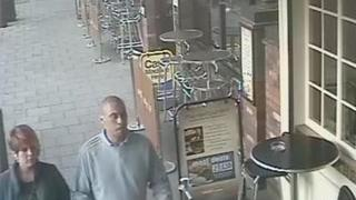 CCTV image of Lumley Road