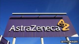 astrazeneca sign