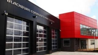 Blackburn Community Fire Station