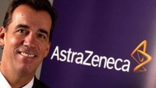 David Brennan, AstraZeneca