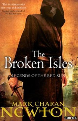 The Broken Isles book