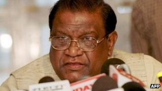 Bangaru Laxman in 2000