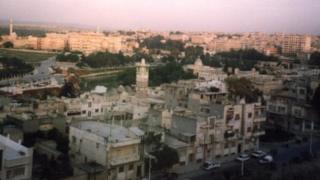 Hama skyline (file)