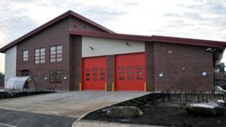 Pontefract fire station