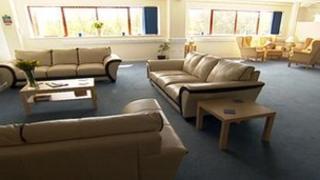 The dementia day care centre