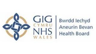 Logo Bwrdd Iechyd Aneurin Bevan