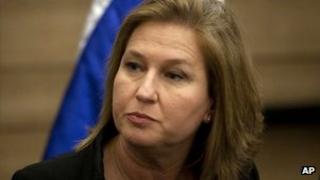 Tzipi Livni (file)