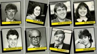 Radio Cambridgeshire staff, 1980s