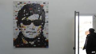Artwork featuring Mr Chen