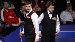 Ryan Day a Matthew Stevens